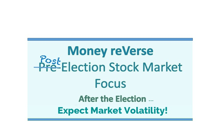 Money reVerse Post Election Market Focus